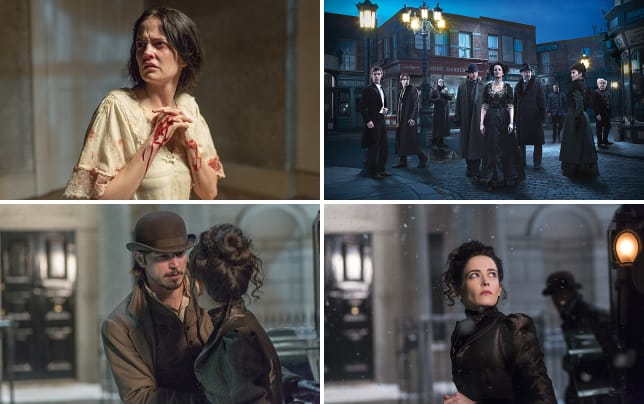 Vanessa fights the good fight penny dreadful s2e1