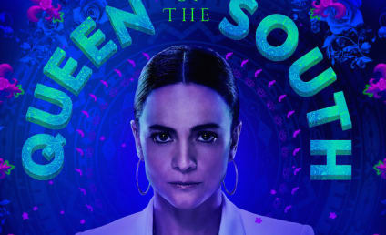 Queen of the South's Alice Braga Talks Spoilers, Romance, and Bodyguards