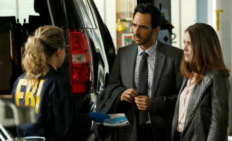 On the Scene - The Blacklist Season 5 Episode 17