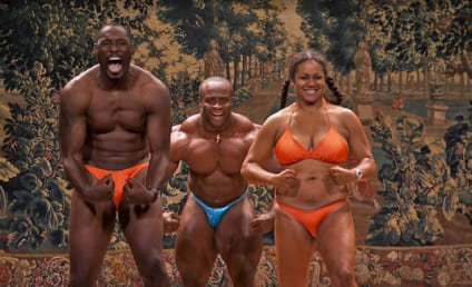The Amazing Race Review: It's Speedo Time!