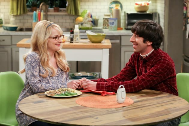 Home With the Kids - The Big Bang Theory