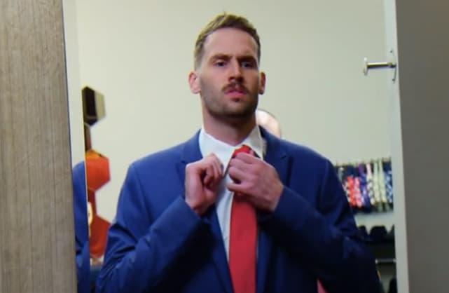 Matt's Suit