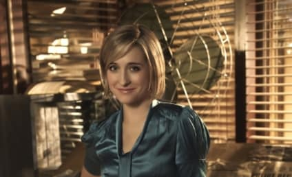 "Smallville Producer ""Very Optimistic"" About Return of Allison Mack"