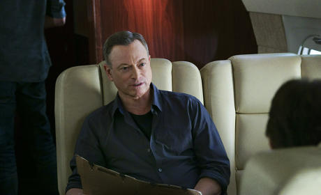 Gary Sinise on Criminal Minds Season 10 Episode 19