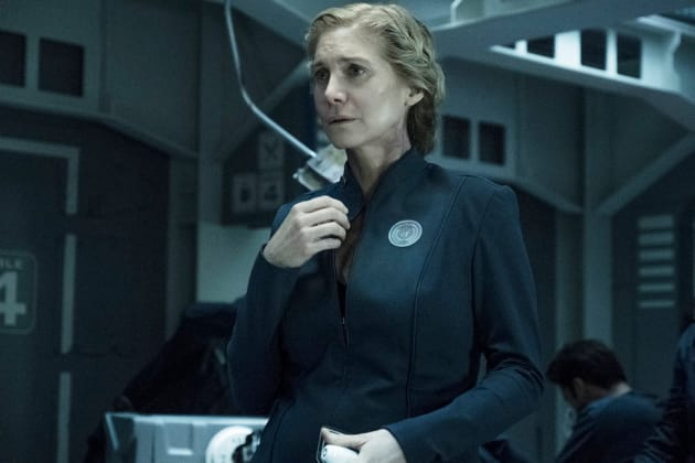 Tending To the Wounded - The Expanse