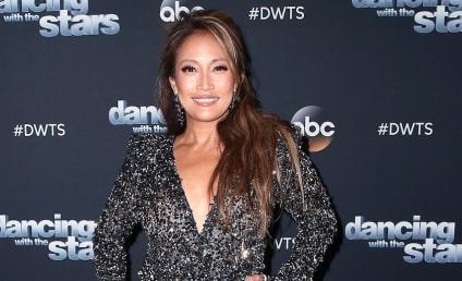 The Talk: Carrie Ann Inaba Officially Confirmed as Julie Chen's Replacement