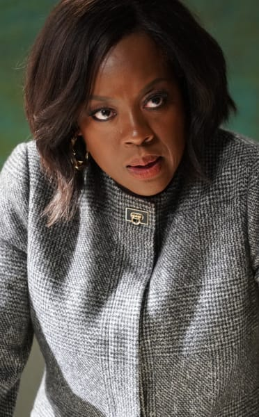 Determined Annalise - How To Get Away With Murder Season 6 Episode 2