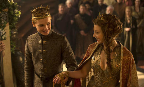 Tommen and Margaery's Vows - Game of Thrones Season 5 Episode 3
