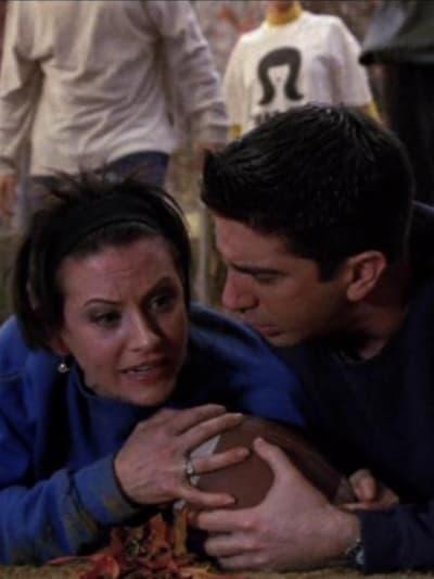 Sibling Rivalry - Friends Season 3 Episode 9