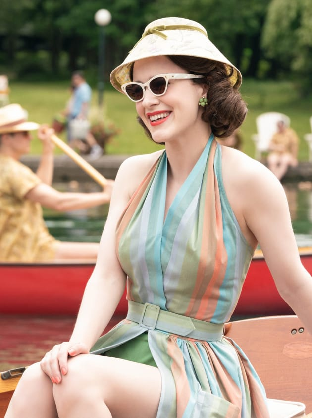 A Boat in the Lake - The Marvelous Mrs. Maisel