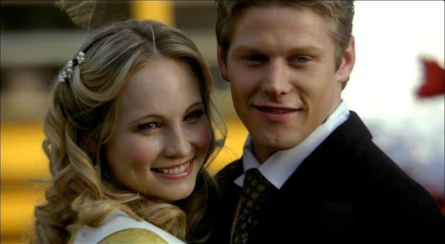 Caroline and Matt - The Vampire Diaries