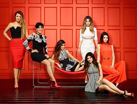 Keeping Up with the Kardashians Season 9 Pic