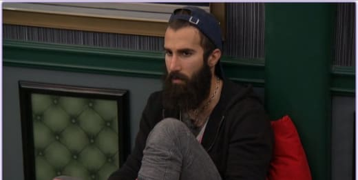Paul Returning Vet - Big Brother