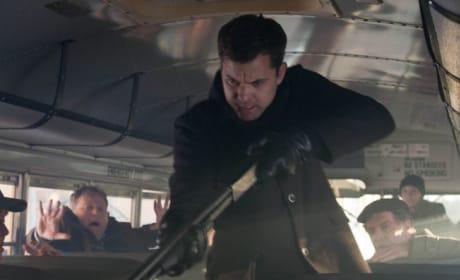 Shotgunned Peter