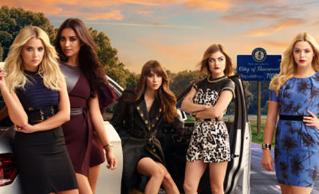 Pretty Little Liars Season 6B Cast Photo