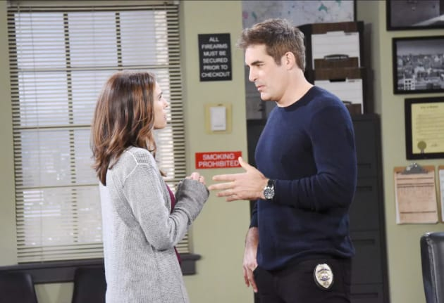 Hope Forgives Rafe - Days of Our Lives
