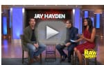 The Raw Word Sneak Peek: Station 19's Jay Hayden on Auditioning for Shonda Rhimes!