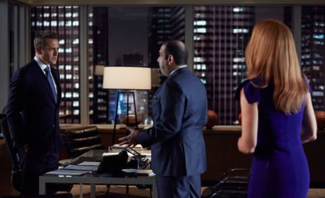 What Did You Find? - Suits Season 6 Episode 7