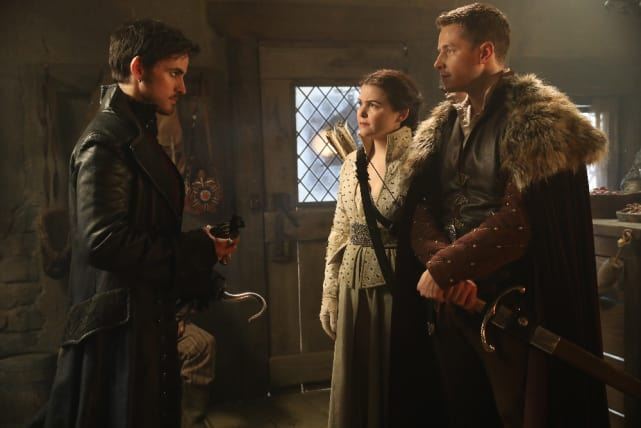 Captain Unimpressed - Once Upon a Time Season 6 Episode 20