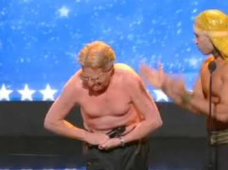 Jerry Springer Topless