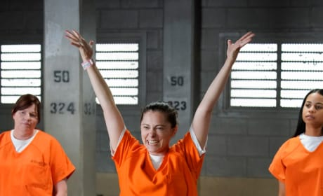 Dancing in Jail - Crazy Ex-Girlfriend Season 4 Episode 1