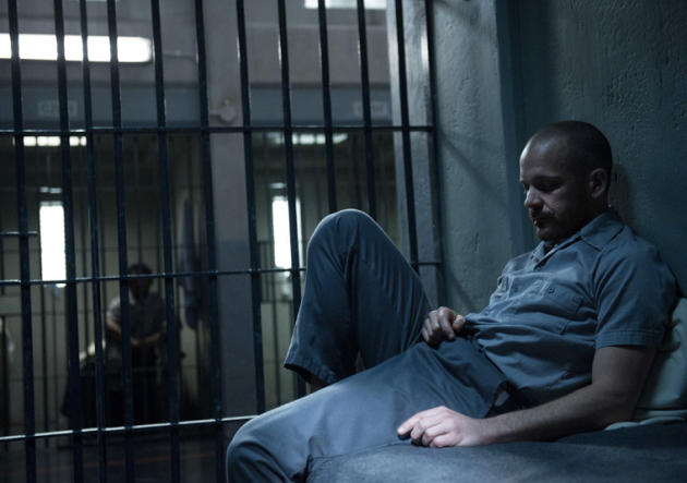 Ray Seward sits in prison