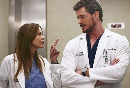 You're the man, McSteamy!