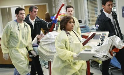 "Grey's Anatomy Episode Stills: ""I Saw What I Saw"""