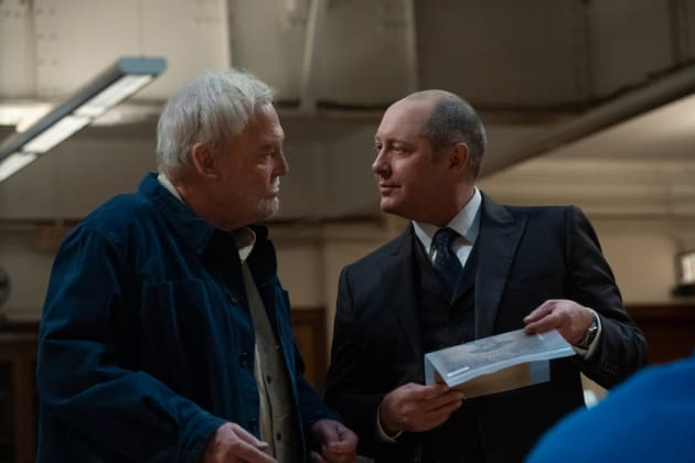 Two Heads are Better than One - The Blacklist Season 6 Episode 13