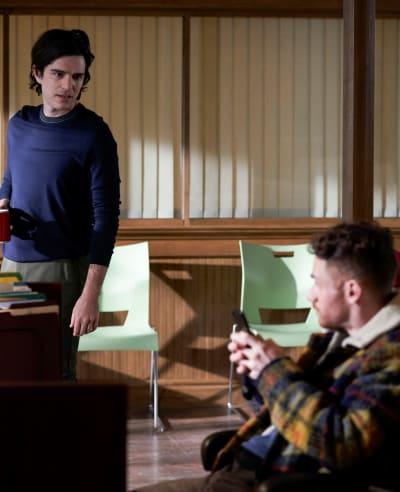 Ben the Nuisance - Tall  - In The Dark Season 2 Episode 6