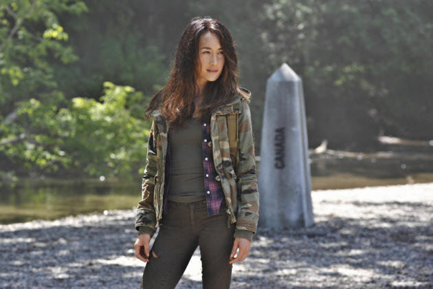 Nikita's Final Season Begins
