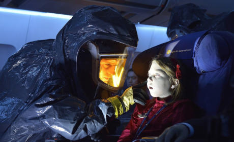 What did you think of The Strain? Are you in for the season?