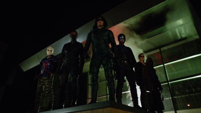Team Arrow Undermining Oliver - Arrow
