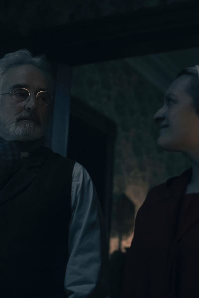 Joseph And June Osborne - The Handmaid's Tale Season 3 Episode 13