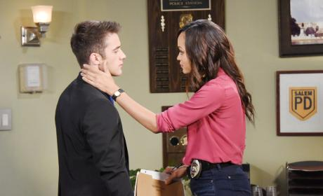 JJ and Lani's Case - Days of Our Lives