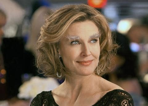 Brenda Strong on Dallas
