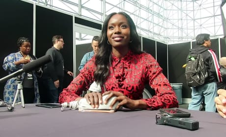 Titans: Anna Diop on Bringing Starfire to Life for the First Time!