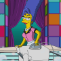 Drag Queen - The Simpsons