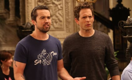 It's Always Sunny in Philadelphia Review: The Gang Spies Like U.S.