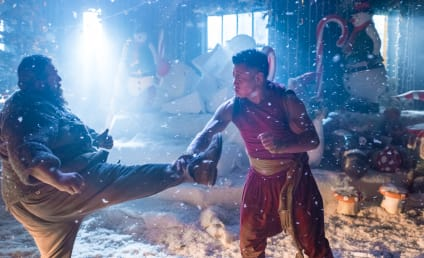 Into the Badlands Season 2 Episode 6 Review: Leopard Stalks in Snow