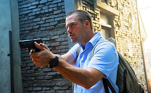Agent G. Callen Picture