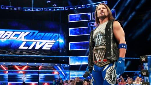 WWE Fox