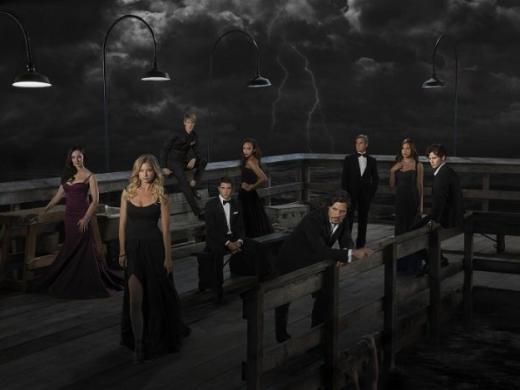 Revenge Season 2 Cast