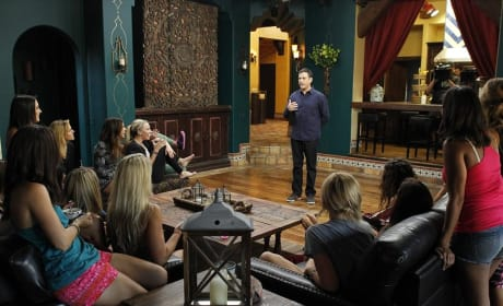 Jimmy Kimmel on The Bachelor Season 19 Episode 3