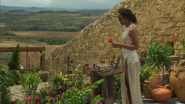 The Last Rose - The Bachelorette