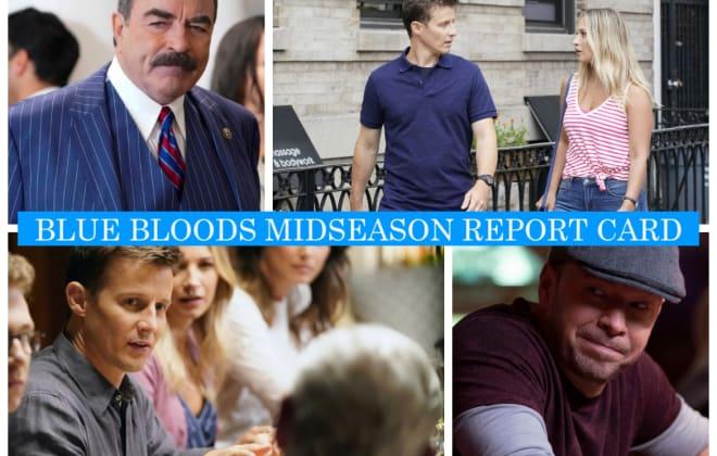 blue bloods midseason report card
