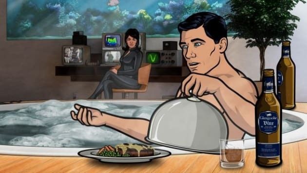 Archer's Honeymoon