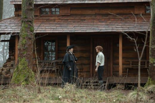 Time for More Space - Outlander Season 4 Episode 6
