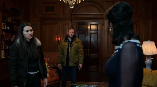 One Yang Left - Iron Fist Season 2 Episode 4