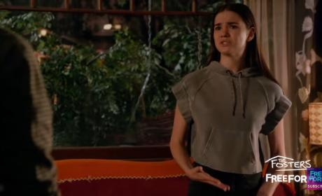 Pleading Her Case - The Fosters Season 5 Episode 6